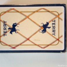 Barajas de cartas: BARAJA DE CARTAS H. FOURNIER PUBLICIDAD TERRY. Lote 188832873