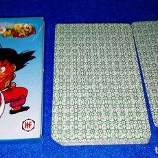 Barajas de cartas: BARAJA INFANTIL FOURNIER --- BOLA DE DRAGÓN DRAGÓN BALL 1986. Lote 188841477