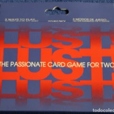 Barajas de cartas: LUST - THE PASSIONATE CARD GAME FOR TWO - KHEPER GAMES ¡IMPECABLE!. Lote 236191485
