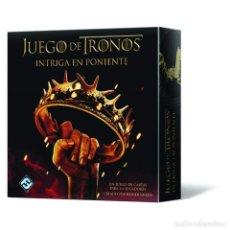 Jeux de cartes: JUEGO DE TRONOS - INTRIGA EN PONIENTE. Lote 189286048