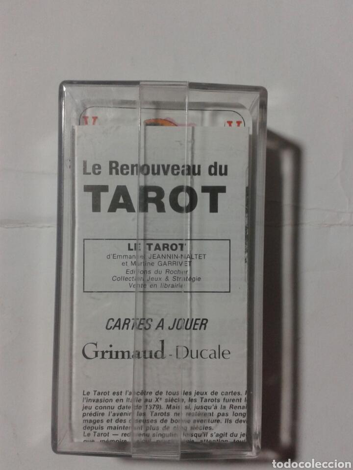 Barajas de cartas: TAROT - LE RENOUVEAU DU TAROT - Foto 2 - 189355601