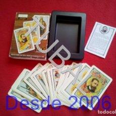 Jeux de cartes: TUBAL NAIPES FOURNIER BARAJA 130 ANIVERSARIO 1868 - 1998 BARAJA DE COLECCION. Lote 189496687