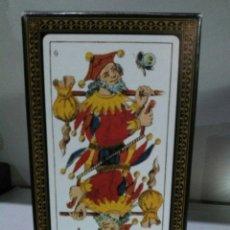 Barajas de cartas: ***TAROT GAUDAIS 1860.***FOURNIER.COLLECTOR'S EDITION***. Lote 189637910