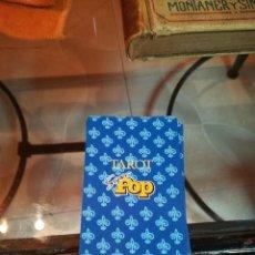 Jeux de cartes: BARAJA TAROT DE SUPER POP. Lote 189648530