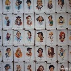 Jeux de cartes: BARAJA DE CARTAS REVISTA EL JUEVES - PAREJAS - AÑOS 80. Lote 189722112