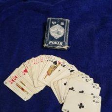 Barajas de cartas: ANTIGUA BARAJA DE POKER HERACLIO FOURNIER. Lote 189806625
