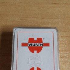 Barajas de cartas: BARAJA CARTAS - FOURNIER - WURTH - 50 NAIPES . Lote 189829796