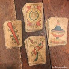 Barajas de cartas: BARAJA FRANCESA DE B.P. GRIMAUD PARIS, CARTAS ESPAÑOLAS. Lote 190042610