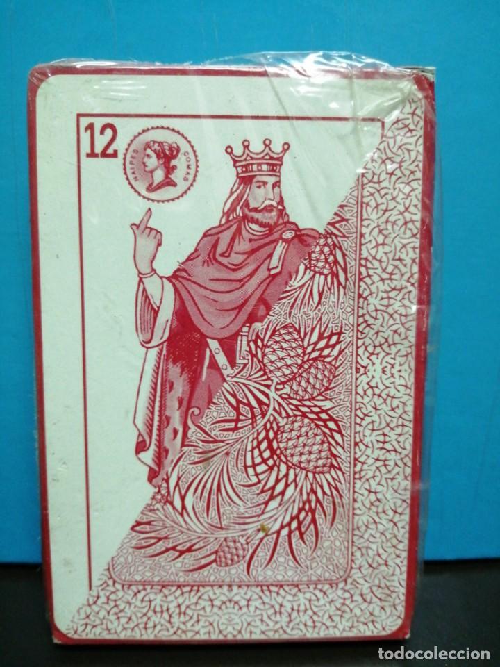 BARAJA CARTAS COMAS 40 CARTAS PRECINTADA (Juguetes y Juegos - Cartas y Naipes - Baraja Española)