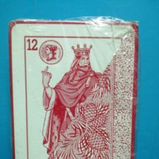 Barajas de cartas: BARAJA CARTAS COMAS 40 CARTAS PRECINTADA . Lote 190047765