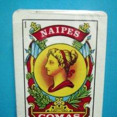 Barajas de cartas: BARAJA CARTAS COMAS NÚMERO 77 PRECINTADA . Lote 190047772