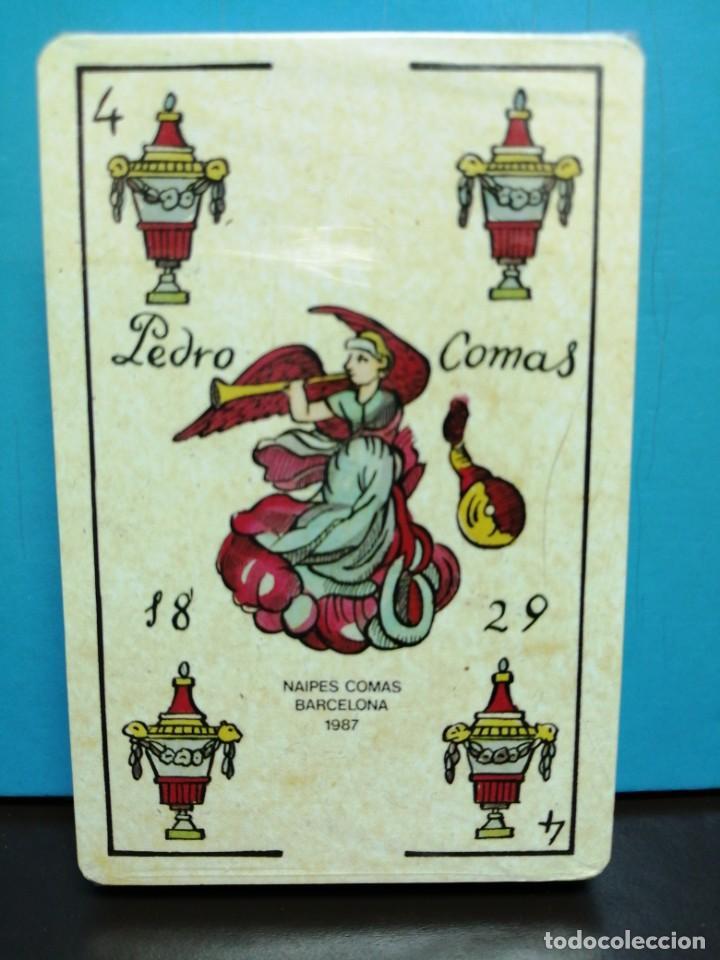 BARAJA CARTAS COMAS PEDRO COMAS PRECINTADA (Juguetes y Juegos - Cartas y Naipes - Baraja Española)
