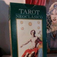 Barajas de cartas: TAROT NEOCLASICO. AÑO 2000. Lote 190239258