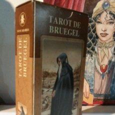 Barajas de cartas: TAROT BRUEGEL. LO SCARABEO. Lote 190242197