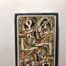 Barajas de cartas: BARAJA NUEVA FOURNIER MINGOTE. Lote 190297732