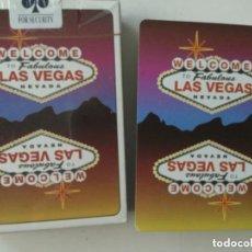 Barajas de cartas: LAS VEGAS. Lote 190344723