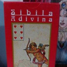 Barajas de cartas: SIBILA ADIVINA.. Lote 190371451