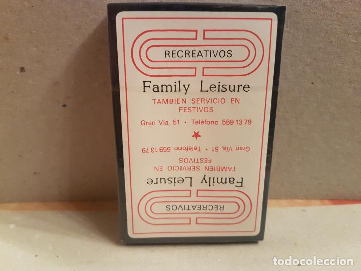 Barajas de cartas: baraja cartas heraclio fournier naipe español 40 cartas precintadas ver fotos family leisure - Foto 2 - 190392766