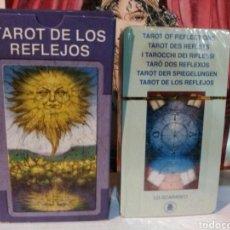 Barajas de cartas: TAROT DE LOS REFLEJOS. LO SCARABEO. NUEVO. PRECINTADO. Lote 190452532
