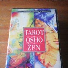 Barajas de cartas: TAROT OSHO ZEN. Lote 190698860