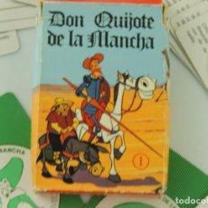 Barajas de cartas: BARAJA DE CARTAS FOURNIER DON QUIJOTE DE LA MANCHA. Lote 191003283