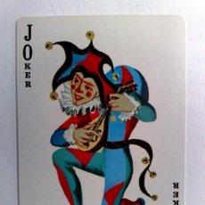 Barajas de cartas: JOKER-COMODIN DE BARAJA DE CARTAS.. Lote 191143095