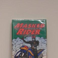 Barajas de cartas: HERACLIO FOURNIER - MASKED RIDER. Lote 191355152