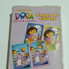 Barajas de cartas: CARTAS DORA LA EXPLORADORA FOURNIER 2010. Lote 191410140