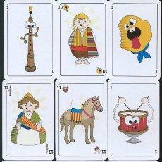 Barajas de cartas: 4 BARAJAS ESPAÑOLAS ESPECIALES(ESPAÑOLA-POKER-TRUC-INFANTIL). Lote 191562116