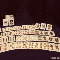 Barajas de cartas: PEQUEÑA BARAJA 7 X 5 CM. HERACLIO FOURNIER. TIMBRE DE ESTADO 1,25 PTS TURISMO Nº 101. Lote 191902015