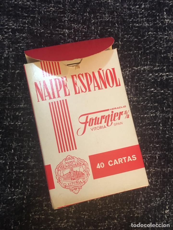 NAIPE ESPAÑOL FOURNIER BARAJA (Juguetes y Juegos - Cartas y Naipes - Baraja Española)