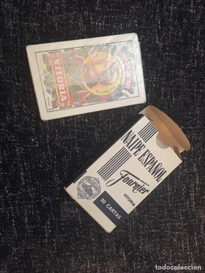 Barajas de cartas: Naipe español baraja fournier 50 cartas - Foto 2 - 191920666