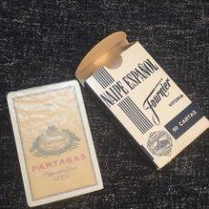 Barajas de cartas: NAIPE ESPAÑOL BARAJA FOURNIER 50 CARTAS. Lote 191920666