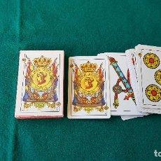 Barajas de cartas: BARAJA ESPAÑOLA 40 CARTAS DISTRIBUCION EXCLUSIVA - MODELO 003 MNE. Lote 192177767
