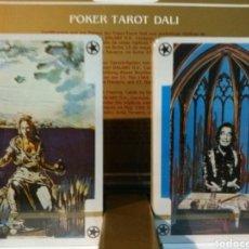 Jeux de cartes: TAROT DALÍ. 2 BARAJAS. NAIPES COMAS.. Lote 192177903