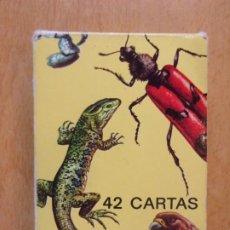 Mazzi di carte: BARAJA INFANTIL / EL JUEGO DE LA NATURALEZA / 1970. Lote 192209063