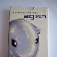 Barajas de cartas: BARAJA LA HISTORIA DEL AGUA - GESTAGUA - JUEGO FAMILIAS - 32 CARTAS Y CARTA CON INSTRUCCIONES. Lote 192726068