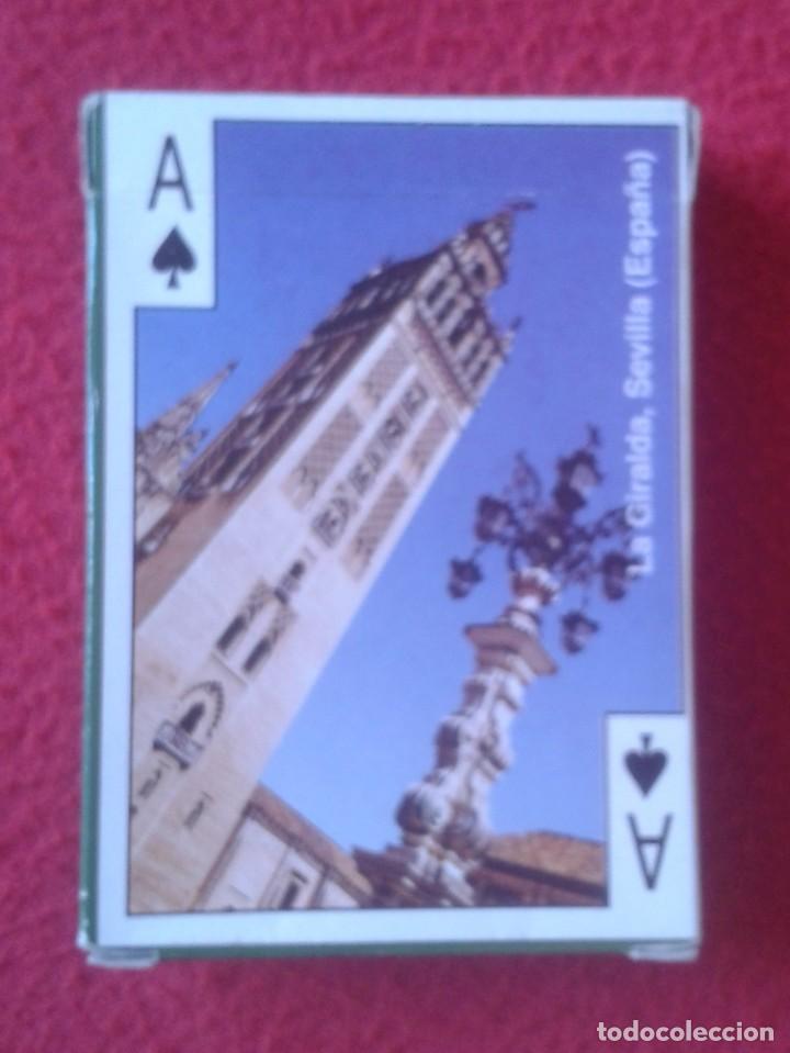 BARAJA DE CARTAS PLAYING CARDS POKER ANDALUCÍA, PRECINTADA, SIN USO, MADE IN SPAIN, DE VARITEMAS.... (Juguetes y Juegos - Cartas y Naipes - Otras Barajas)