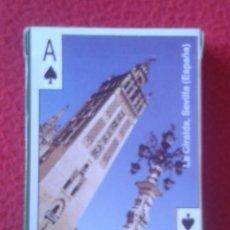 Barajas de cartas: BARAJA DE CARTAS PLAYING CARDS POKER ANDALUCÍA, PRECINTADA, SIN USO, MADE IN SPAIN, DE VARITEMAS..... Lote 192891078