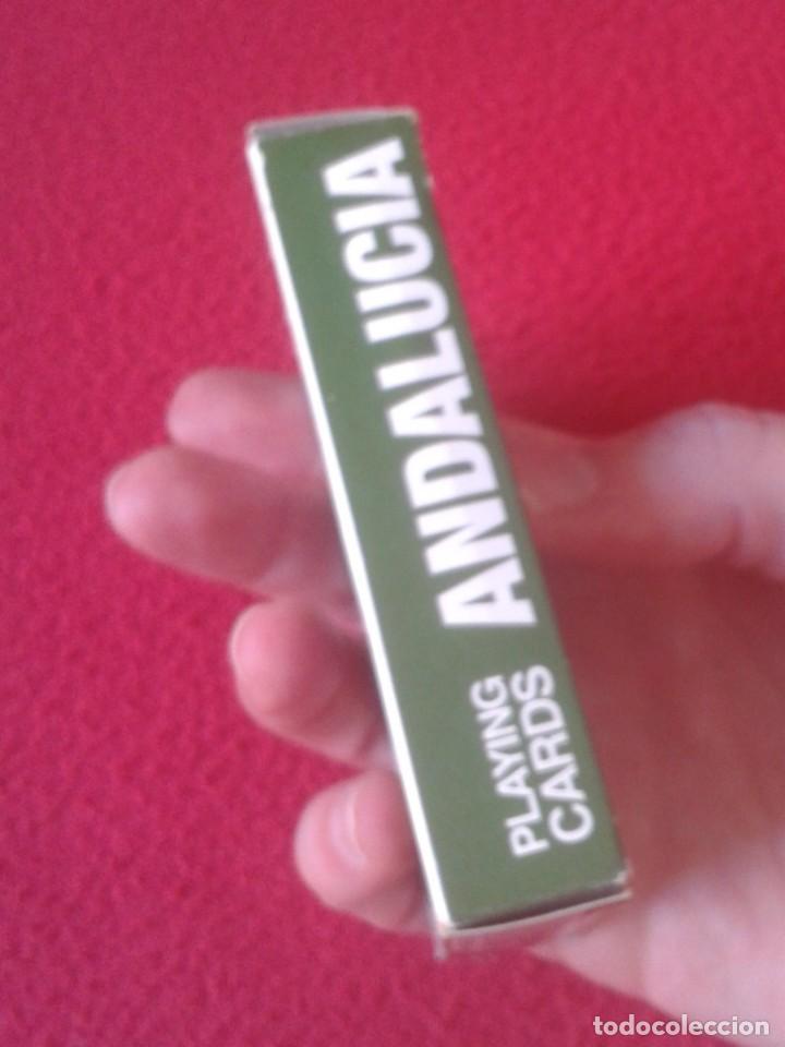 Barajas de cartas: BARAJA DE CARTAS PLAYING CARDS POKER ANDALUCÍA, PRECINTADA, SIN USO, MADE IN SPAIN, DE VARITEMAS.... - Foto 4 - 192891078