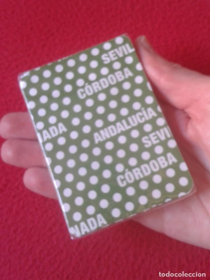 Barajas de cartas: BARAJA DE CARTAS PLAYING CARDS POKER ANDALUCÍA, PRECINTADA, SIN USO, MADE IN SPAIN, DE VARITEMAS.... - Foto 6 - 192891078