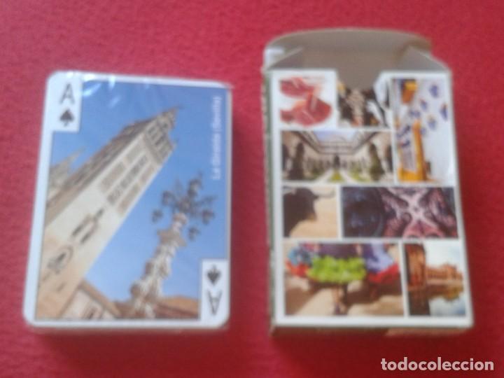Barajas de cartas: BARAJA DE CARTAS PLAYING CARDS POKER ANDALUCÍA, PRECINTADA, SIN USO, MADE IN SPAIN, DE VARITEMAS.... - Foto 8 - 192891078