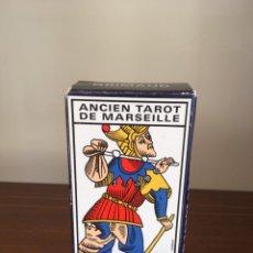 Baralhos de cartas: ANCIEN TAROT DE MARSEILLE. Lote 192922322
