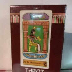 Barajas de cartas: TAROT EGIPCIO. ADIVINATORIO. DIFÍCIL DE ENCONTRAR. MARGARITA ARNAL MOSCARDÓ.. Lote 193002842