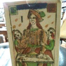 Mazzi di carte: BARAJA DEL TAROT FLORENTINO, FURNIER, REPRODUCCIÓN. Lote 193066847