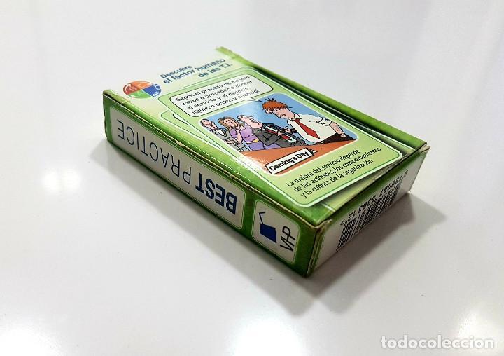 Barajas de cartas: ITIL BEST PRACTICE Descubre el factor humano de las T.I. Cartas baraja (la vida misma,espectacular) - Foto 3 - 193079851