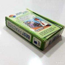 Barajas de cartas: ITIL BEST PRACTICE DESCUBRE EL FACTOR HUMANO DE LAS T.I. CARTAS BARAJA (LA VIDA MISMA,ESPECTACULAR). Lote 193079851