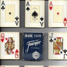 Barajas de cartas: == NA02 - NAIPES - BARAJA DE POKER DE HERACLIO FOURNIER - ACEITE DE OLIVA DE ESPAÑA. Lote 193081877