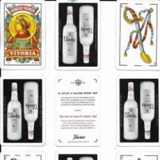 Barajas de cartas: == NA03- NAIPES - BARAJA DE CARTAS DE HERACLIO FOURNIER - CHINCHON. Lote 193082216