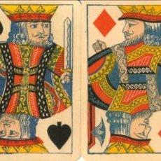Barajas de cartas: BARAJA DE LAS ISLAS BRITANICAS - 1860 - Nº 05. Lote 193163860